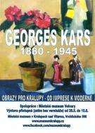 Výstava obrazů Jiřího Karse v Kralupech  1