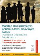 Maraton čtení židovských příběhů